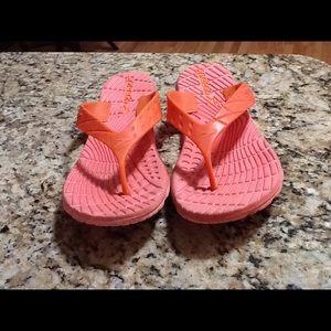 Speedo Flip Flops size 9.  In good condition